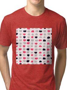 Textured Brush Stroke Tri-blend T-Shirt