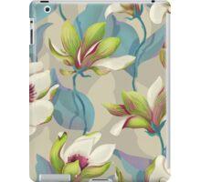 Magnolia Bloom - Twilight iPad Case/Skin