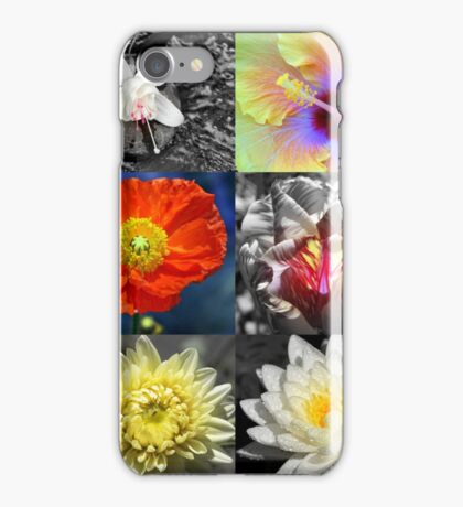 Love Flowers iPhone Case/Skin