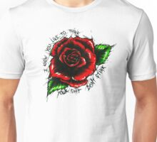 Smells Like Roses Unisex T-Shirt