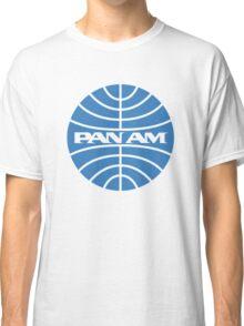 Pan am retro logo Classic T-Shirt