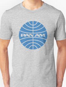 Pan am retro logo Unisex T-Shirt