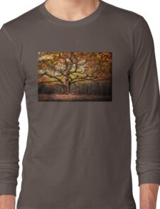 Autumnal oak III Long Sleeve T-Shirt