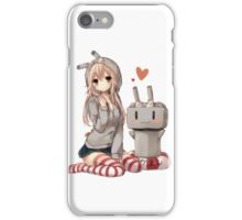 Shimakaze Sit No.2  iPhone Case/Skin