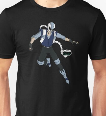 "Jet Mode ""Jumpin' Jet"" Unisex T-Shirt"