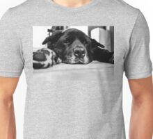 Black Eyed Dog Unisex T-Shirt