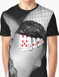 Feeling Lucky? Graphic T-Shirt