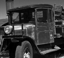 1927 Dodge Graham, Bodie Sticker