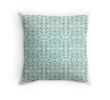 Plants and the Body Throw Pillow