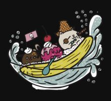 Banana Pirates One Piece - Short Sleeve