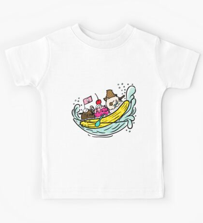 Banana Pirates Kids Tee