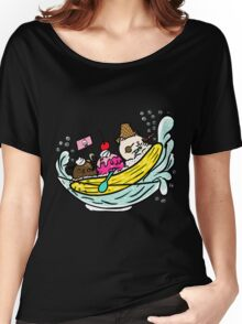 Banana Pirates Women's Relaxed Fit T-Shirt