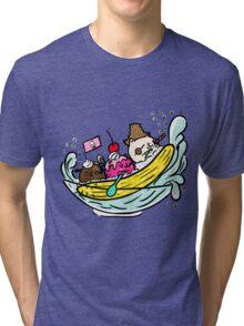 Banana Pirates Tri-blend T-Shirt