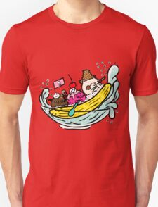 Banana Pirates Unisex T-Shirt