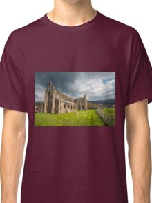 Tintern Abbey Wye Valley Classic T-Shirt