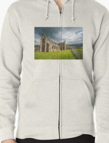 Tintern Abbey Wye Valley Zipped Hoodie
