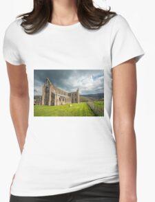 Tintern Abbey Wye Valley Womens T-Shirt