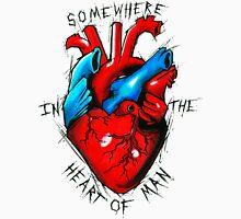 Heart Of Man Unisex T-Shirt