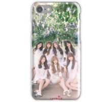 lovelyz new trilogy iPhone Case/Skin