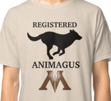 Registered Animagus (Dog) Classic T-Shirt