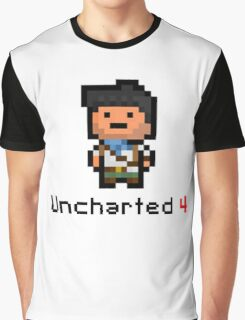 Uncharted 4 [4K] Graphic T-Shirt