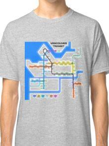 Vancouver Transit Network Classic T-Shirt
