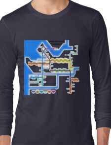 Vancouver Transit Network Long Sleeve T-Shirt