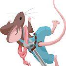 Climbing Mouse by matterdeep