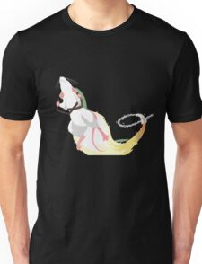 Blind Mouse with Jetpack Unisex T-Shirt