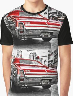 Oldsmobile vintage American muscle car Graphic T-Shirt