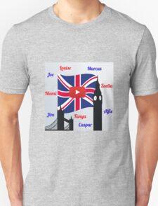 British Youtubers Unisex T-Shirt