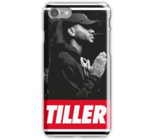 Bryson Tiller [4K] iPhone Case/Skin