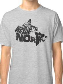 We The North (Black) Classic T-Shirt