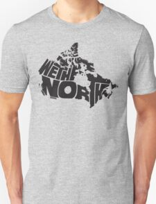 We The North (Black) Unisex T-Shirt