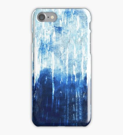 abstract shower iPhone Case/Skin
