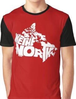 We The North (White) Graphic T-Shirt