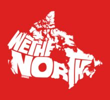We The North (White) Kids Tee