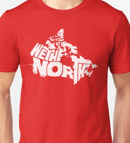 We The North (White) Unisex T-Shirt