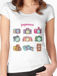 photo Women's Fitted Scoop T-Shirt