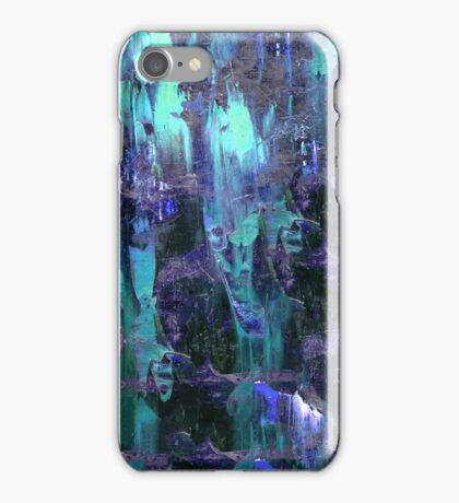 abstract b.16 iPhone Case/Skin