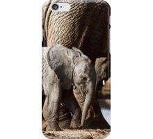 Elephant Calf iPhone Case/Skin