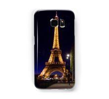 Eiffel Tower by night Samsung Galaxy Case/Skin