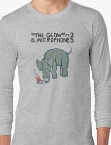 The Microphones - The Glow pt 2  Long Sleeve T-Shirt