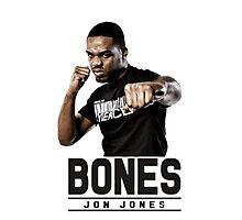 Jonny bones Photographic Print