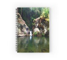 Gentle Falls Spiral Notebook