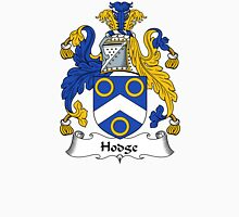 Hodge Coat of Arms / Hodge Family Crest Unisex T-Shirt