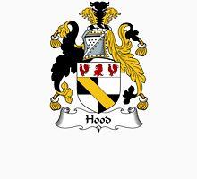 Hood Coat of Arms / Hood Family Crest Unisex T-Shirt