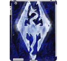Dragonborn of Winter Legacy  iPad Case/Skin