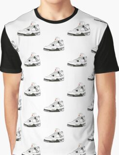 jordans illustration Graphic T-Shirt