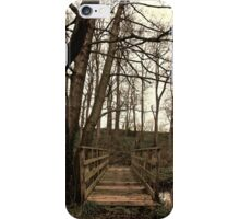 Bridge over the Brook iPhone Case/Skin